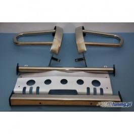 Orurowanie przednie wysokie - Toyota RAV4 01-06