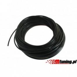 """Przewód hamulcowy Sport Nylon Zbrojony w oplocie 3,2mm AN3 - 3/8"""" Black"""