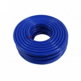 Przewód podciśnienia silikonowy zbrojony TurboWorks PRO blue 20mm