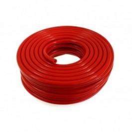 Przewód podciśnienia silikonowy zbrojony TurboWorks PRO Red 12mm