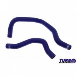 Przewody silikonowe Wody Honda Civic CRX 88-91 B16A TurboWorks