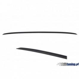 Rear Lip Spoiler - BMW E46 2/4D