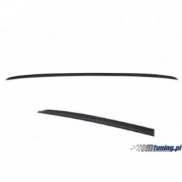 Rear Lip Spoiler - HONDA CIVIC 2D 01+
