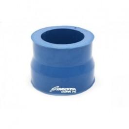 Redukcja 54mm / 76mm niebieska