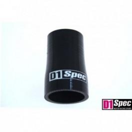Redukcja prosta D1Spec Black 38-45mm