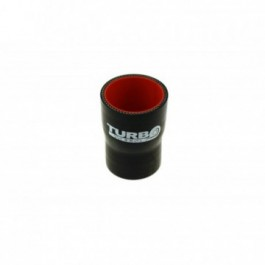 Redukcja prosta TurboWorks Pro Black 35-38mm