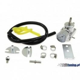 Regulator ciśnienia paliwa - uniwersalny FPR01 SILVER