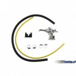 Regulator ciśnienia paliwa - uniwersalny FPR05 Silver