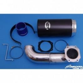 Carbon Charger ALFA ROMEO 147 1.6/2.0 TS 01+