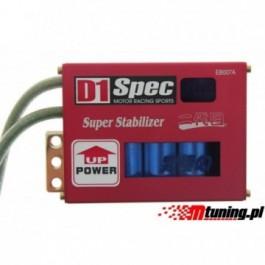 Stabilizator napięcia D1Spec z wyświetlaczem Red