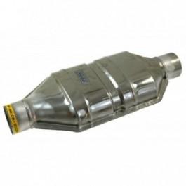 Strumienica w obudowie katalizatora fi 55 AWG