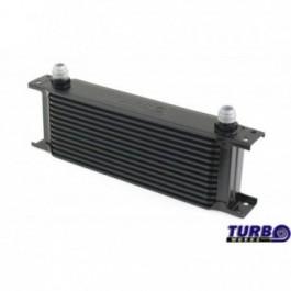 Chłodnica Oleju TurboWorks 13-rzędowa 260x100x50 AN8 black