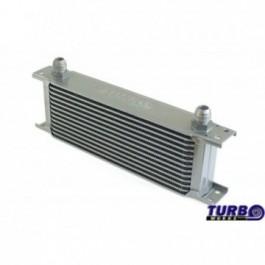 Chłodnica Oleju TurboWorks 13-rzędowa 260x100x50 AN8 silver