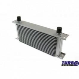 Chłodnica Oleju TurboWorks 16-rzędowa 260x125x50 AN10 Silver
