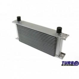 Chłodnica Oleju TurboWorks 16-rzędowa 260x125x50 AN8 Silver