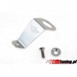 Uchwyt Chłodnicy JDM Civic 92-95 Silver