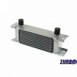 Chłodnica Oleju TurboWorks Setrab Line 10-rzędowa 190x75x50 AN10 silver