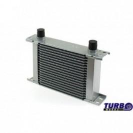 Chłodnica Oleju TurboWorks Setrab Line 19-rzędowa 190x150x50 AN10 silver