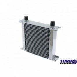 Chłodnica Oleju TurboWorks Setrab Line 25-rzędowa 190x195x50 AN10 silver