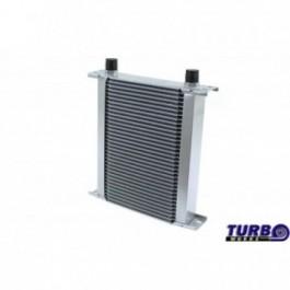 Chłodnica Oleju TurboWorks Setrab Line 34-rzędowa 190x265x50 AN10 silver