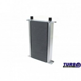 Chłodnica Oleju TurboWorks Setrab Line 44-rzędowa 190x345x50 AN10 silver
