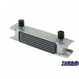 Chłodnica Oleju TurboWorks Setrab Line 7-rzędowa 190x50x50 AN10 silver