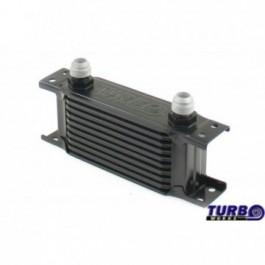 Chłodnica Oleju TurboWorks Slim Line 10-rzędowa 140x75x50 AN8 black