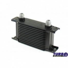 Chłodnica Oleju TurboWorks Slim Line 13-rzędowa 140x100x50 AN8 black