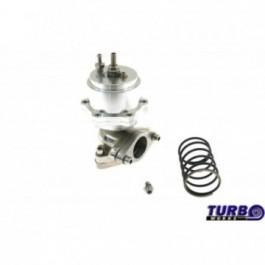 Wastegate zewnętrzny TurboWorks 34mm 0,5 Bar Silver