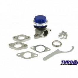 Wastegate zewnętrzny TurboWorks 38mm 0,5 Bar Blue