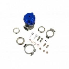 Wastegate zewnętrzny TurboWorks 38mm chłodzony wodą 2,5 Bar V-Band Blue