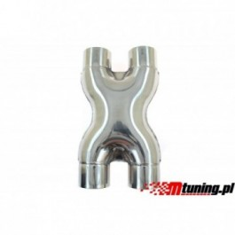 """X-Pipe 2,5"""" 63mm"""
