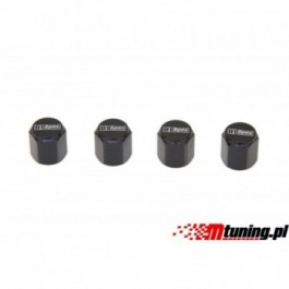 Zakrętki wentyli D1Spec D1S035 Black