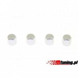 Zakrętki wentyli D1Spec D1S035 Silver