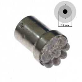 Żarówka LED G18.5-15S(D)-9LED Biała