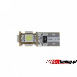 Żarówka LED T10 5SMD Chip