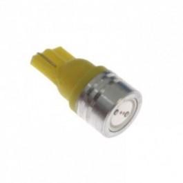 Żarówka LED T10-WG-1HP Żółta