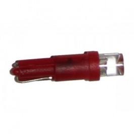 Żarówka LED T5 czerwona