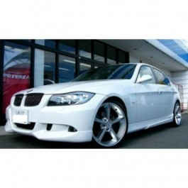Dokładki do progów - BMW E90
