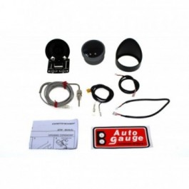 ZEGAR AUTO GAUGE PK 52mm 10 COLOR - EXHAUST TEMP