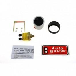 ZEGAR AUTO GAUGE SWL 52mm - OIL PRESSURE