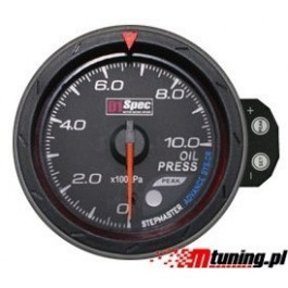 Zegar D1Spec 52mm - Oil Pressure