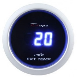 ZEGAR DEPO DBL 52mm - EXHAUST TEMP