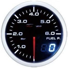 Zegar DEPO Dual 52mm Fuel Press