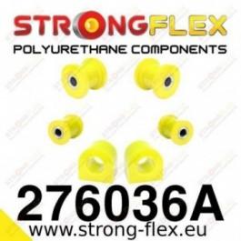 Zestaw poliuretanowy przedniego drążka stabilizatora SPORT