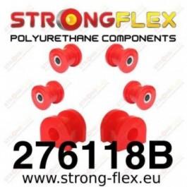 Zestaw poliuretanowy stabilizatora i łączników tylnych
