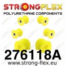 Zestaw poliuretanowy stabilizatora i łączników tylnych SPORT