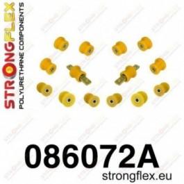 Zestaw poliuretanowy zawieszenia tylnego bez cukierka (081105B) SPORT