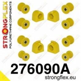 Zestaw tulei stabilizatorów i łączników przód - tył SPORT