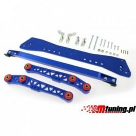 Zestaw Zawieszenia Tył wahacze Honda Civic 92-95 Blue